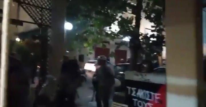 Πάτρα: Ξύλο και συλλήψεις ενάντια σε αγωνιστές