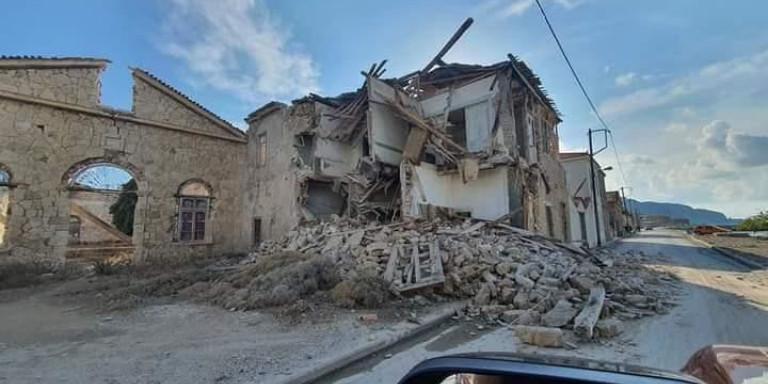 Τραγικός ο απολογισμός του φονικού σεισμού στο Αιγαίο