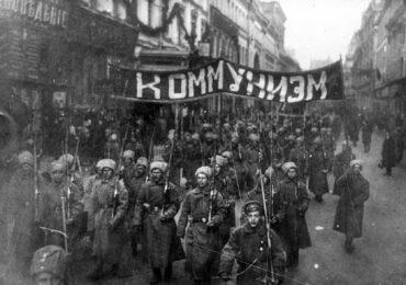 Οκτωβριανή Επανάσταση 1917 - Η έφοδος του προλεταριάτου στον ουρανό