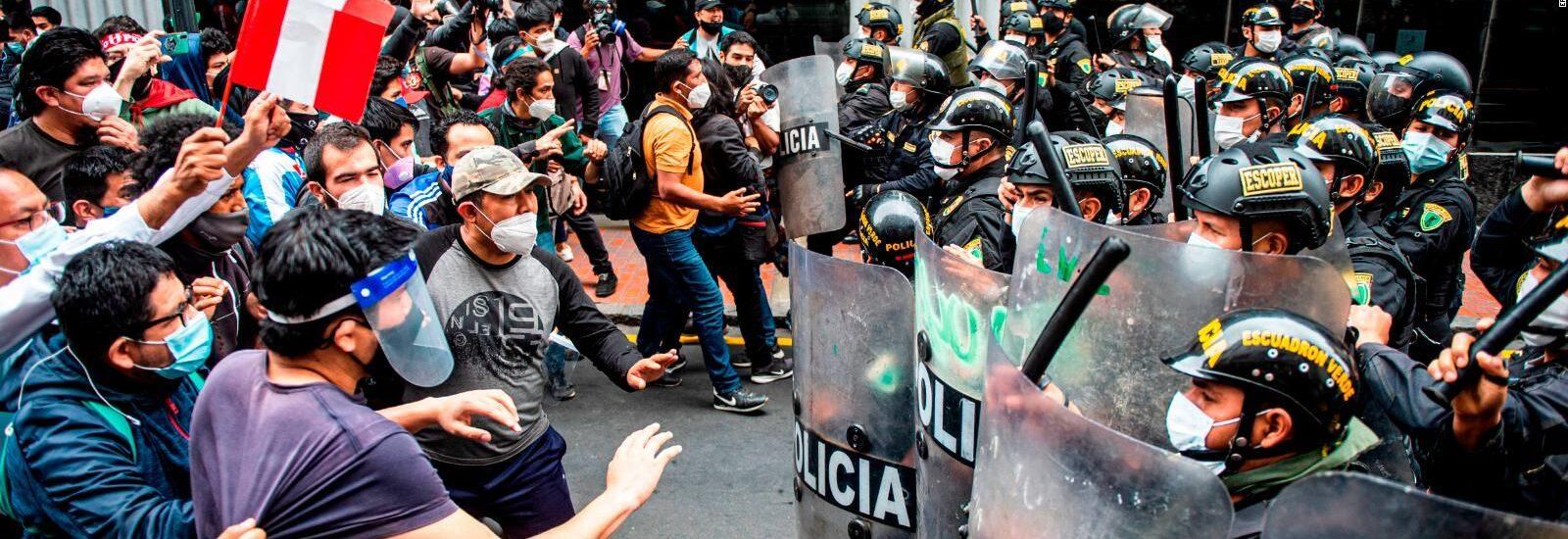 Το Περού μετά τον πρόεδρο Βιθκάρα