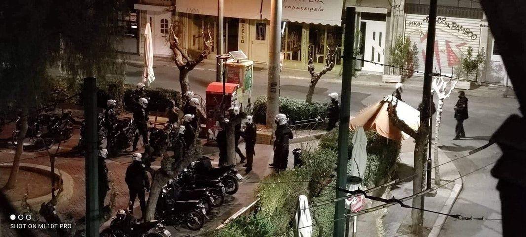 Πετράλωνα: Η κρατική βαρβαρότητα στις γειτονιές μας δεν θα περάσει !