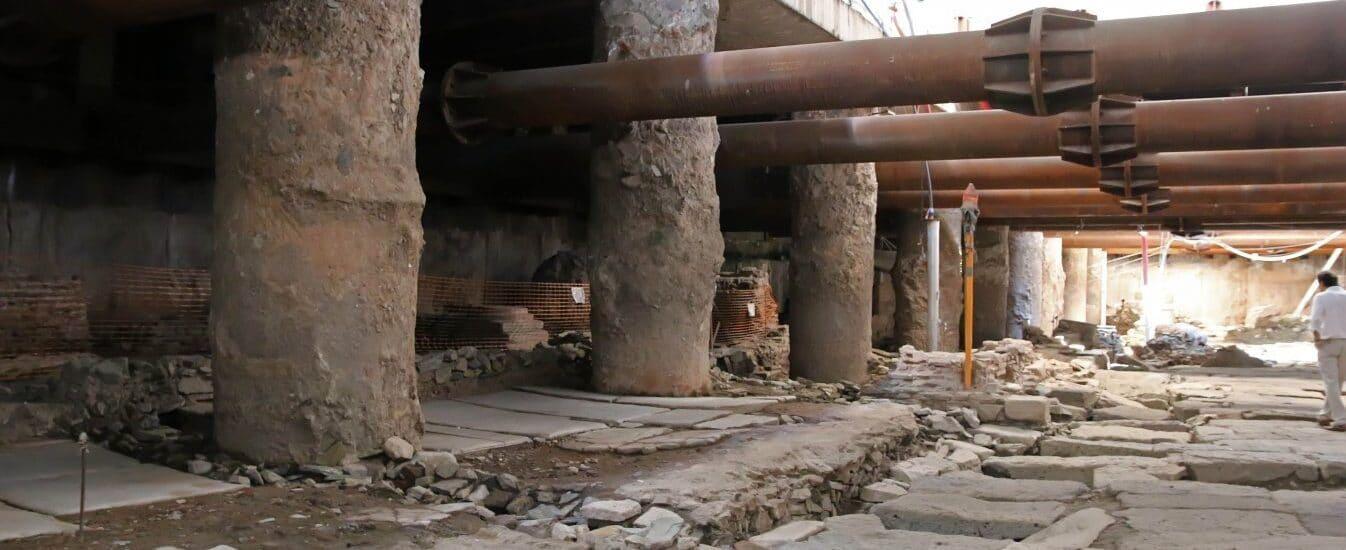 Οι αρχαιότητες του Σταθμού Βενιζέλου θυσία στο βωμό του κέρδους