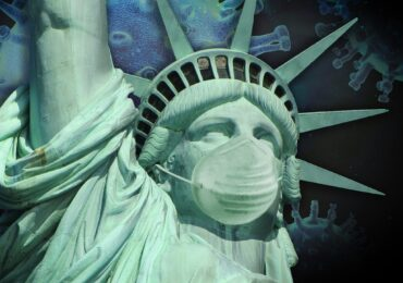 Ρεκόρ θανάτων από κορονοϊό στην Αμερική