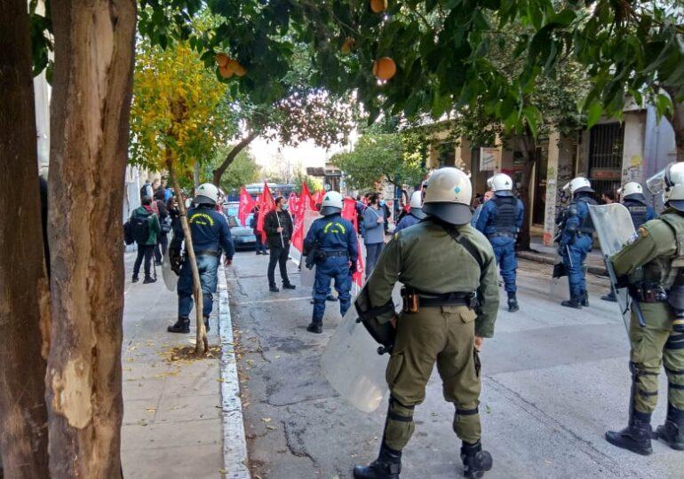 6 Δεκέμβρη 2020: Η Αθήνα σε κατάσταση πολιορκίας (video)