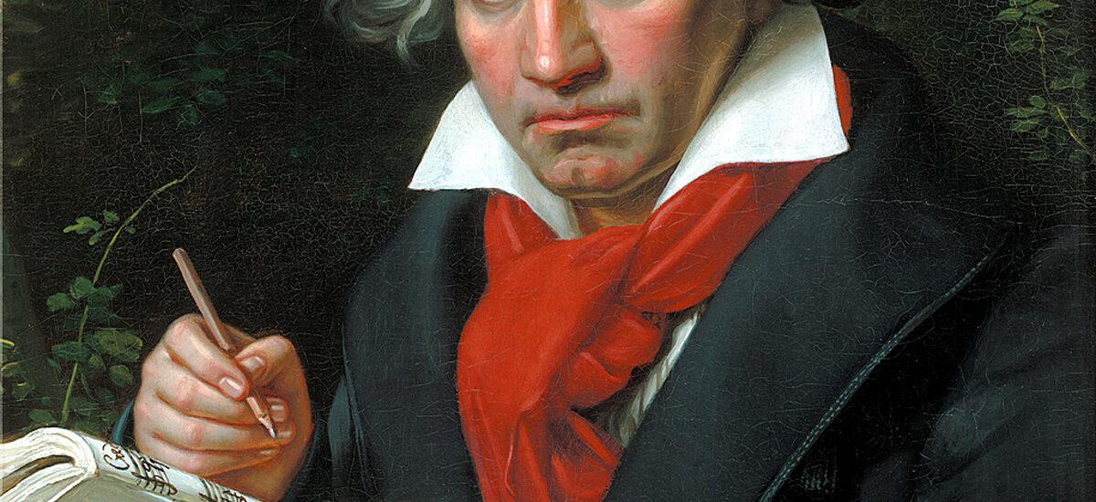 Ο Μπετόβεν και η επαναστατική εποχή του - 250η επέτειος από τη γέννηση του Λούντβιχ Μπετόβεν
