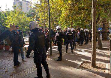 Η ΑΣΤΥΝΟΜΟΚΡΑΤΙΑ ΔΕΝ ΘΑ ΠΕΡΑΣΕΙ - Κοινή ανακοίνωση αριστερών οργανώσεων για την καταστολή της 6ης Δεκέμβρη