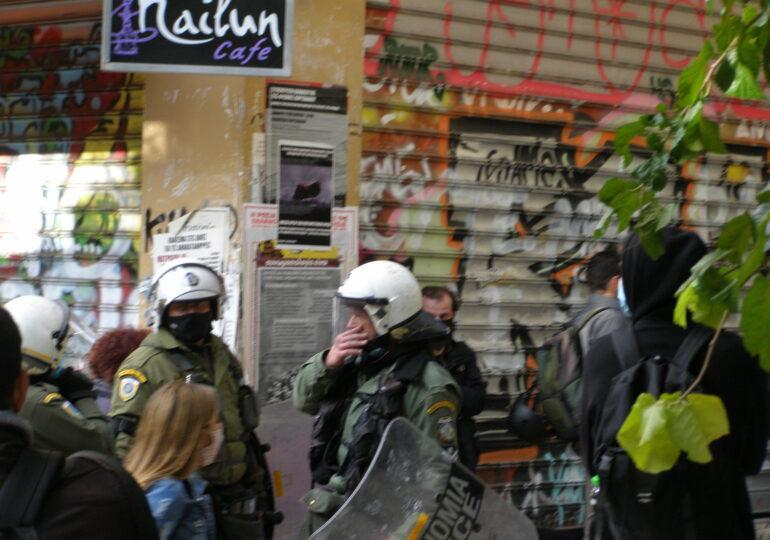 Μια μαρτυρία από τις συλλήψεις της 6ης Δεκέμβρη
