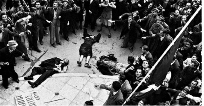 Δεκέμβρης 1944: Τα Δεκεμβριανά - Η Ματωμένη Κυριακή