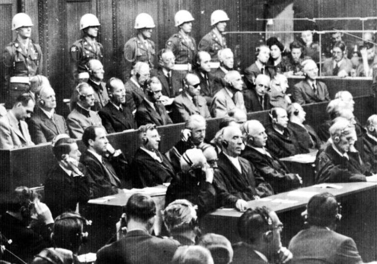 Η Δίκη της Νυρεμβέργης