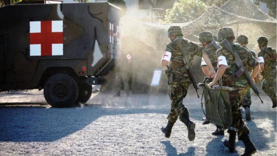 Στρατόπεδο Χατζηπεντή στο Κουφόβουνο Έβρου:Μόνο σε μια μονάδα οι 30 στους 60 είναι θετικοί στον Κορονοϊό