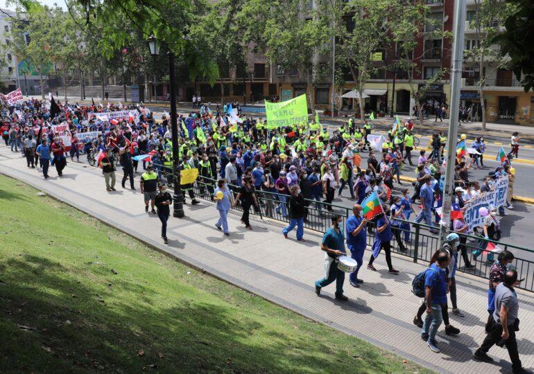 Χιλή: Σε απεργία οι λειτουργοί υγείας
