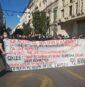 Στους δρόμους ενάντια στους υπουργούς Κεραμέως-Χρυσοχοΐδη