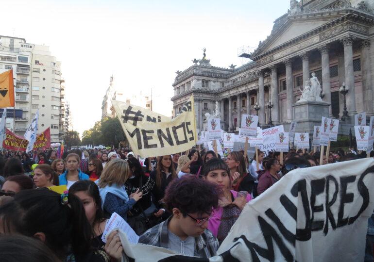 Ni Una Menos. Nόμιμες οι αμβλώσεις στην Αργεντινή