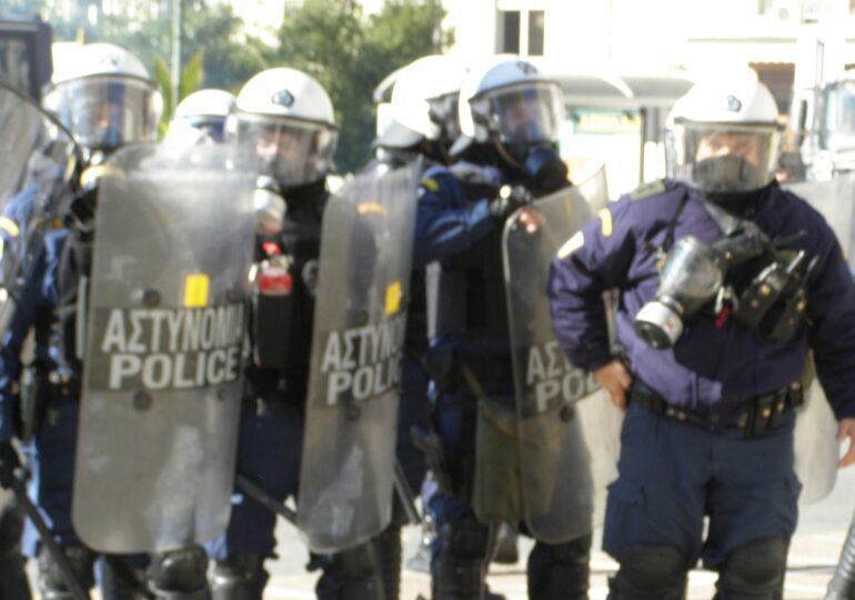Κράτος αστυνομικού Λεβιάθαν