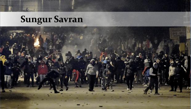 Το φάντασμα της επανάστασης πλανάται πάνω από την Τυνησία