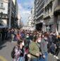 Χιλιάδες νεολαίας στη διαδήλωση ενάντια στο νόμο Κεραμέως