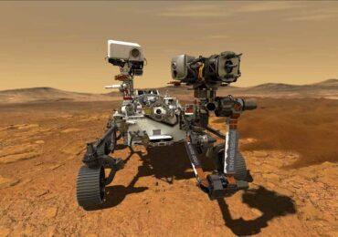 Προσεδάφιση στον Πλανήτη Άρη