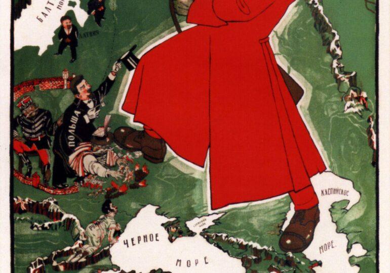 Πώς ο Λέων Τρότσκυ οργάνωσε τον Κόκκινο Στρατό