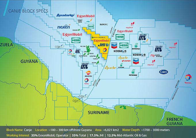 Η ExxonMobil στη Νότια Αμερική - Το Παράδειγμα της Γουιάνας