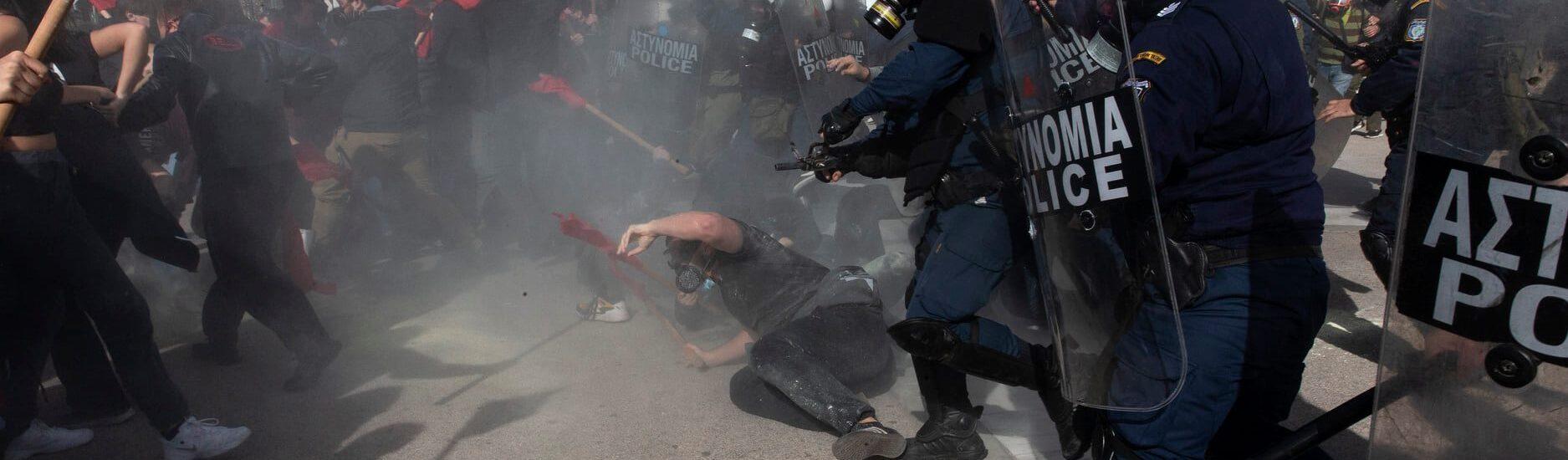 Καταγγελία 60χρονου που συνελήφθη στο πανεκπαιδευτικό συλλαλητήριο