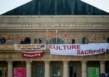 Καταλήψεις στα θέατρα του Παρισιού