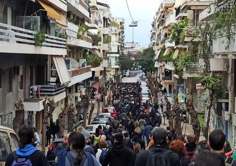 Πετράλωνα: Εκδηλώσεις και πορεία ενάντια στην κρατική καταστολή