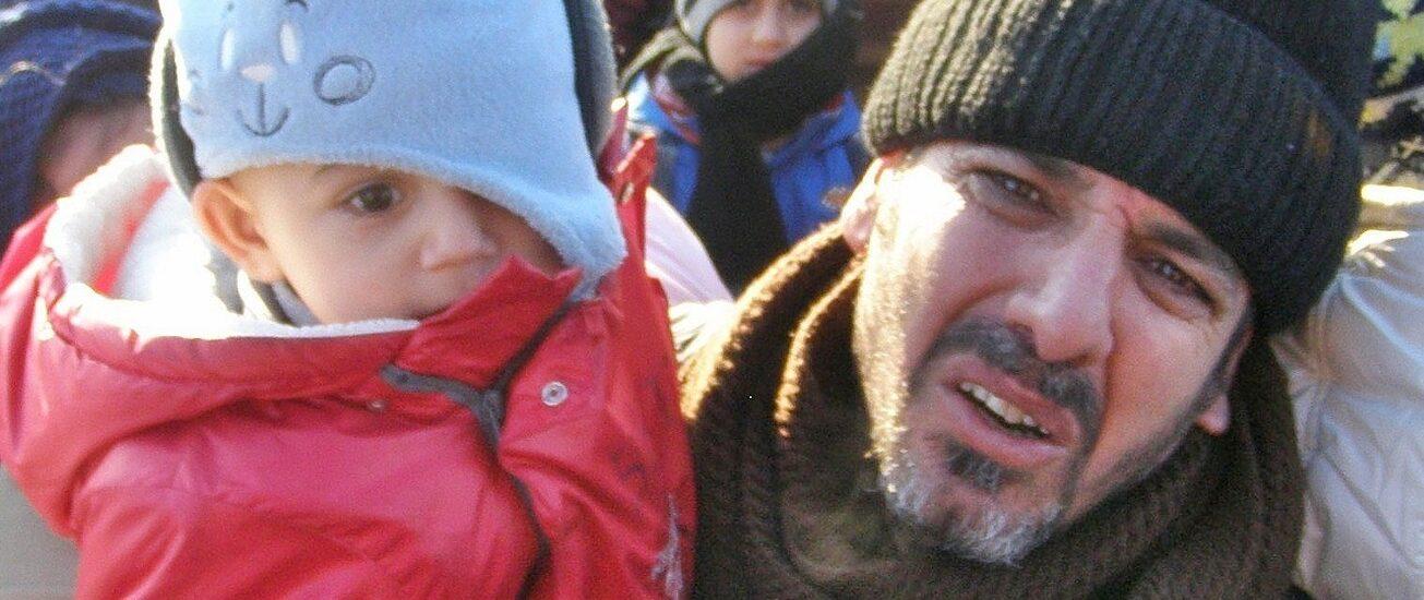 Ίλιον: Ταξική αλληλεγγύη στους πρόσφυγες