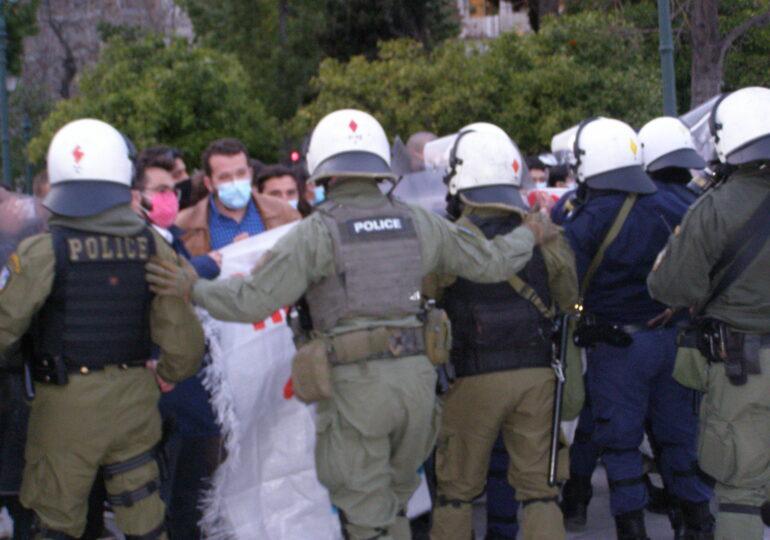 Η απεργία πείνας του Δ. Κουφοντίνα και οι καθημερινές δολοφονίες της κυρίαρχης εξουσίας