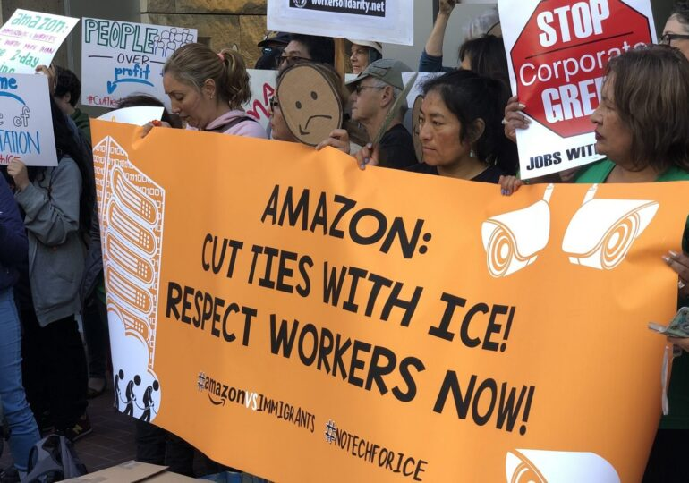 Εβδομαδιαίο μποϊκοτάζ κατά της Amazon