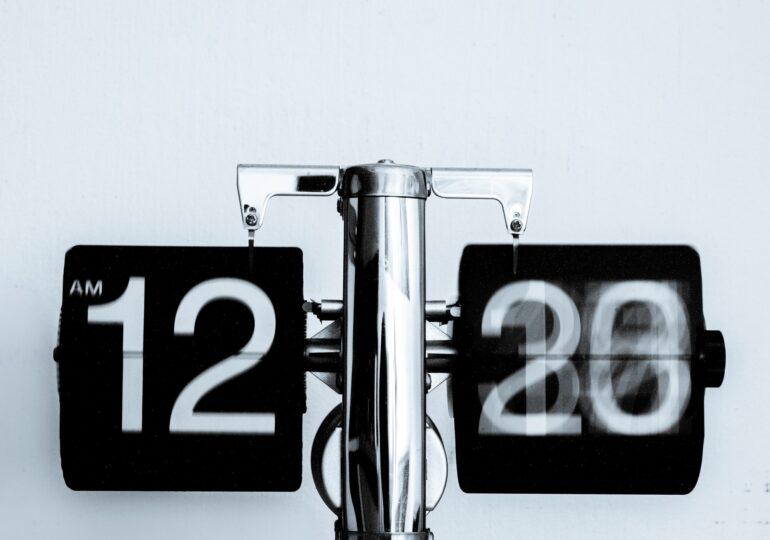 Το βίωμα του χρόνου στην πανδημία του κορονοϊού