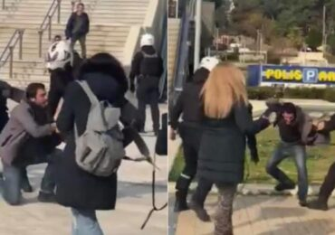 Αλληλεγγύη στον συλληφθέντα φοιτητή από τους καθηγητές του στο Πολυτεχνείο