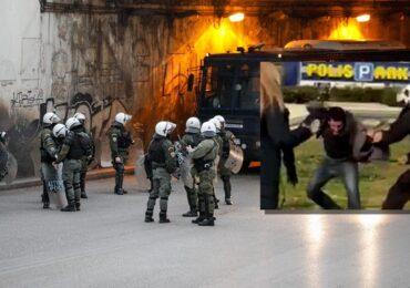 Νέα Σμύρνη: ΚΟΙΝΩΝΙΚΗ ΕΚΡΗΞΗ πυροδοτεί το πτυσσόμενο γκλοπ της αστυνομικής αγριότητας