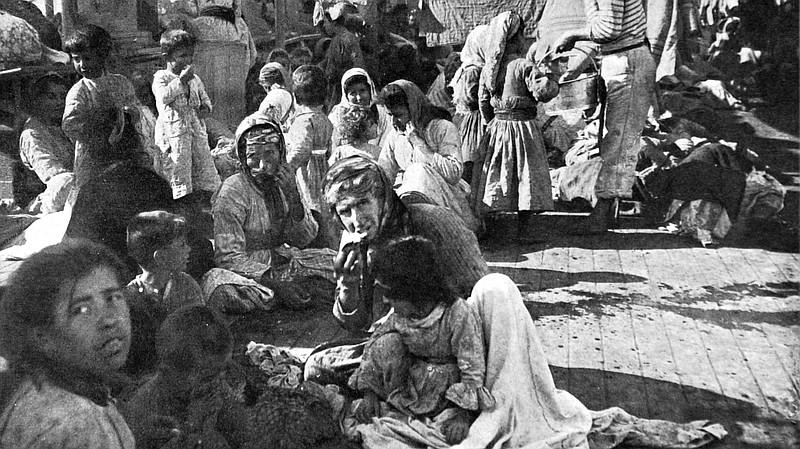Ο διαμελισμός της Τουρκίας και το Αρμενικό Ζήτημα