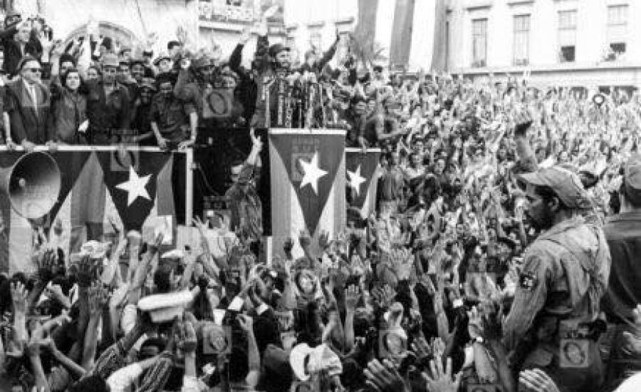 Ο ρόλος του προλεταριάτου στην Κουβανική Επανάσταση