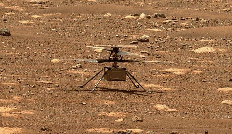 Το όχημα Perseverance γράφει ιστορία στον πλανήτη Άρη