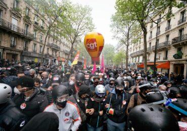 Διαδηλώσεις για την Εργατική Πρωτομαγιά σ' όλο τον κόσμο