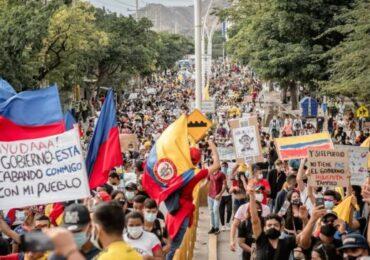 Κολομβία: Η λαϊκή εξέγερση δεν κάμπτεται