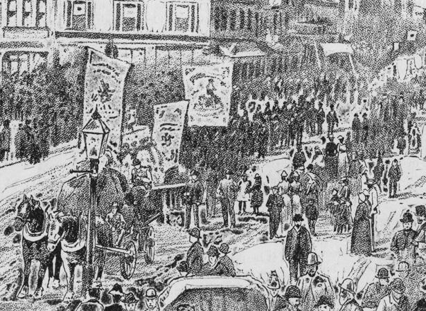 Κλάρα Τσέτκιν - Διεθνής Εργατική Γιορτή - 1899