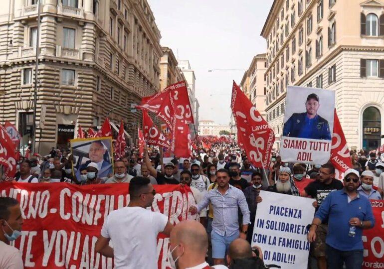 Ιταλία: Ο μη τυχαίος θάνατος συνδικαλιστή της SI Cobas