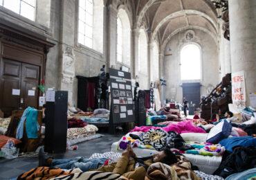 Απεργία Πείνας Μεταναστών στο Βέλγιο φέρνει στα πρόθυρα της πτώσης την Κυβέρνηση