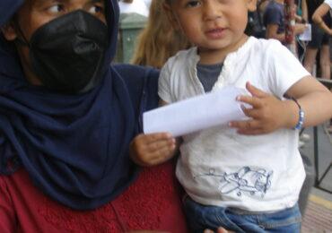 Βαρβαρότητα στην αντιμετώπιση προσφύγων από τη ΜΚΟ Νόστος και την Αστυνομία