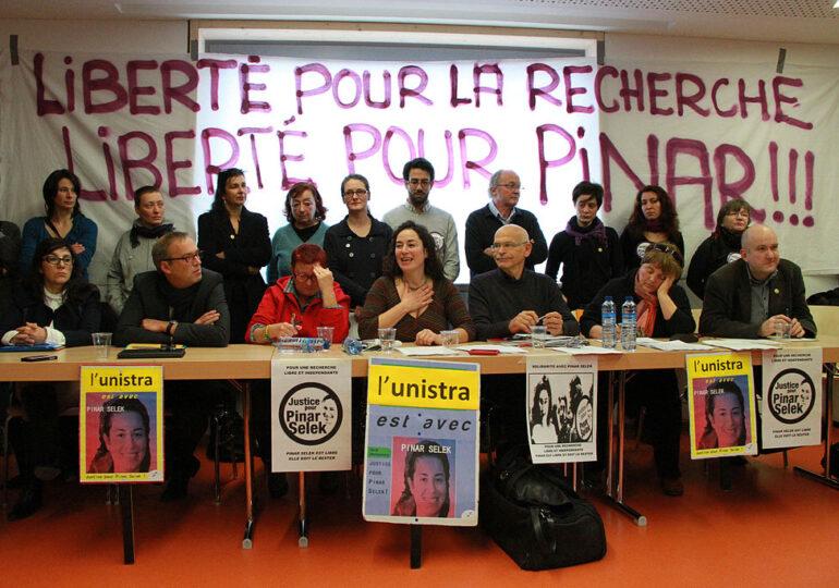 Πινάρ Σελέκ: η φεμινίστρια σύμβολο της Τουρκίας που αντιστέκεται!