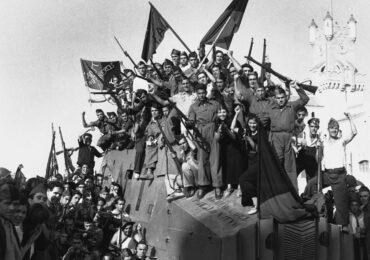 Η Eπανάσταση της 19 Ιουλίου 1936 στην Iσπανία