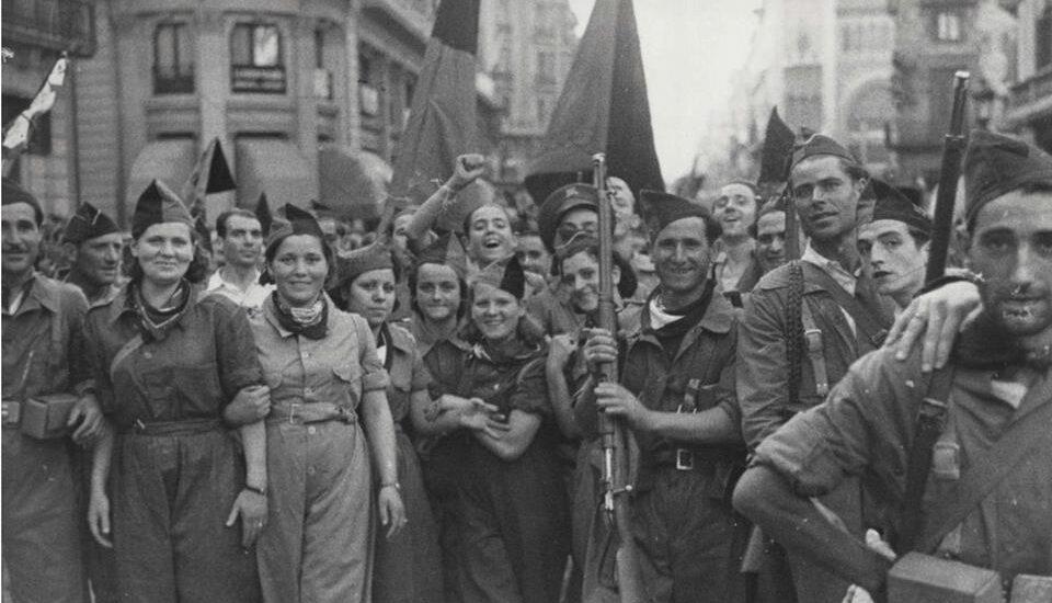 Η Ισπανική Επανάσταση – Οι ημέρες του Ιουλίου 1936