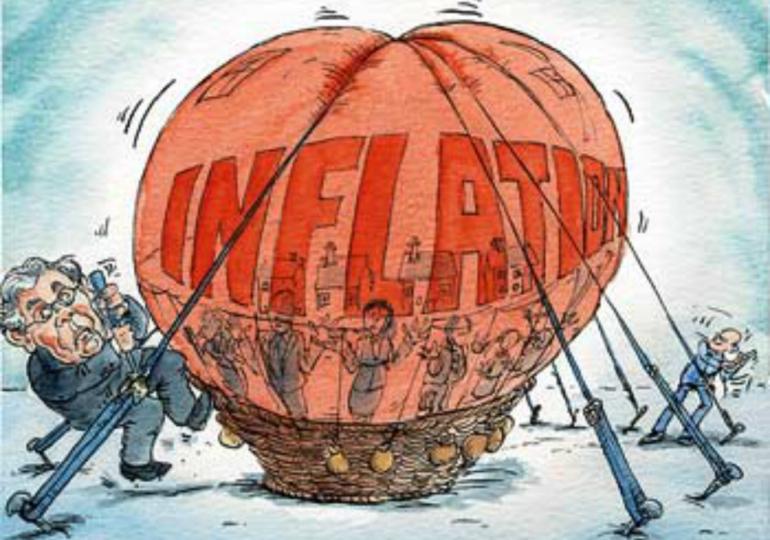 Πληθωρισμός: ο κύκλος έκλεισε.