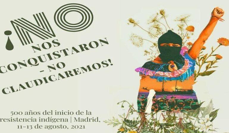ΖΑΠΑΤΙΣΤΑΣ - Τριήμερες εκδηλώσεις στην Μαδρίτη