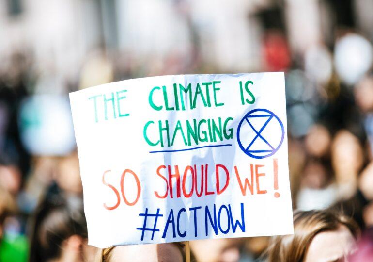Κλιματική καταστροφή