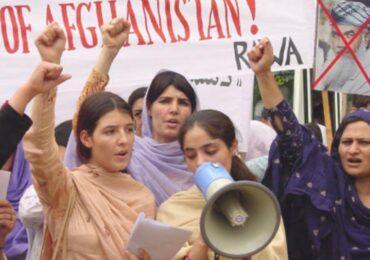 Η Επαναστατική Ενωση Αφγανών Γυναικών RAWA για την κατάληψη του Αφγανιστάν από τους Ταλιμπάν