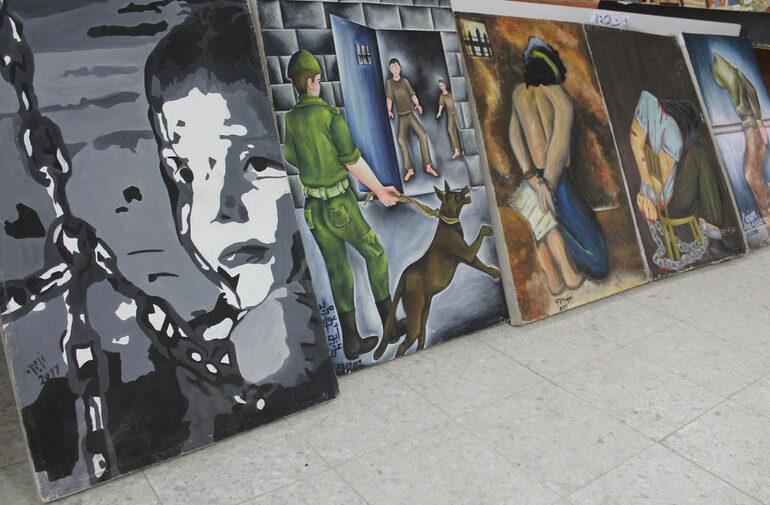 Οι Παλαιστίνιοι φυλακισμένοι συνεχίζουν τον αγώνα για ελευθερία