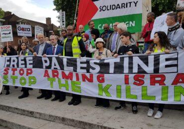 Σημαντική νίκη του Κινήματος Αλληλεγγύης στον Παλαιστινιακό λαό!